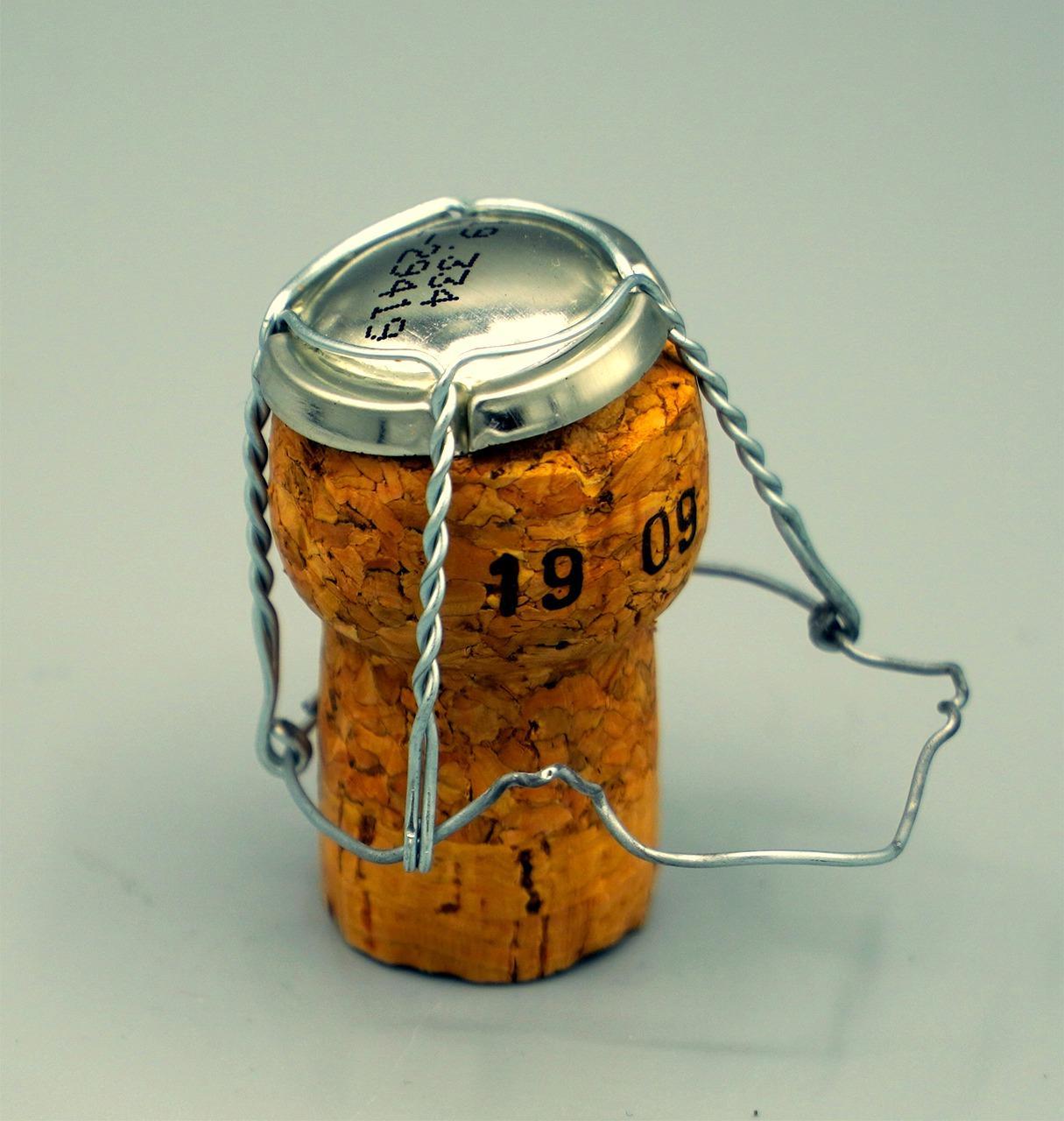 Comment s'appelle la capsule de champagne ?